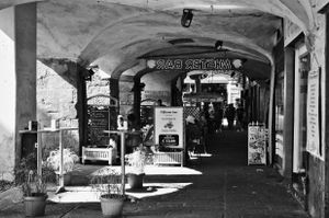Sottoripa arcades