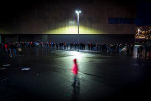 Red hood - Bilbao