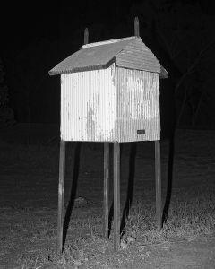 Mail Box, Halton Stataion, Charleville, QLD Australia, 2015.