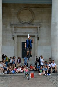 Richard the Entertainer, Covent Garden, London