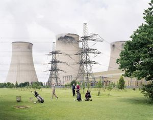 Ratcliffe-on-Soar Power Station, Nottinghamshire, 16 June 2008 © Simon Roberts