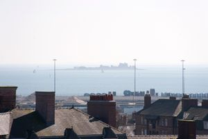 Piel Castle & Ramsden dock, Barrow-in-Furness
