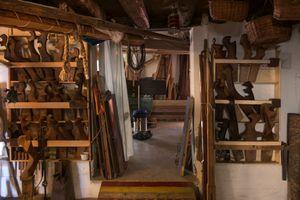 Venetian Craftsmanship - Gondola Restorers
