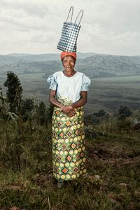 """Evidence of Resilience"" #2 Kintobo Village, Rwanda"