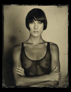 3rd Prize Winner, Lens Culture International Exposure Awards 2011, Portfolio Category Large format wet plate collodion portraits © Jody Ake