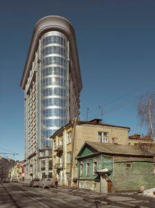 Samarian Flatiron, Samara, 2011
