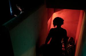 Ernesto's Cabaret, Vidigal, Rio de Janeiro, Brazil.
