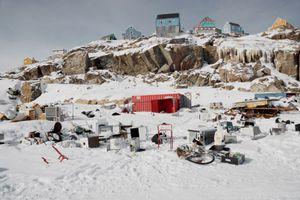Abandonment, 2014. Location: Uummannaq, Greenland.