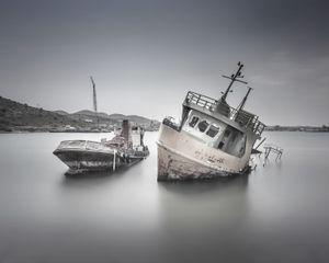 Salamis shipwrecks #7