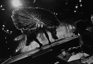 Go-go contest, Las Vegas, © Sylvia Plachy