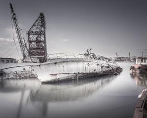 Salamis shipwrecks #6