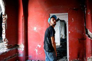 Ismael, Tangier, Morocco, 2012 © Scarlett Coten