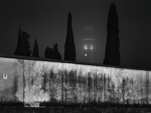 Before You, Santa Claus, Life Was Like a Moonless Night 12 © Andrea Alessio