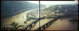 Battle of Harpers Ferry, West Virginia  © Eliot Dudik