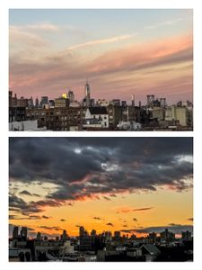 December 2, 2016 - Sunrise & Sunset