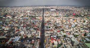 Ciudad Nezahualcoyotl (Mexico City, Mexico)
