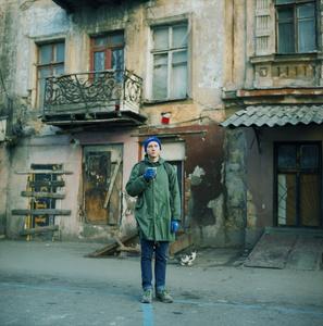 Kirill, Odessa, Ukraine, 2012