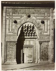 "Büyük Karatay Medresesi, Konya. From the exhibition ""In Focus: Ara Guler's Anatolia"" © Ara Guler, Freer Gallery and Arthur M. Sackler Gallery Archive"