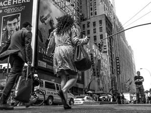 People Walking #13777