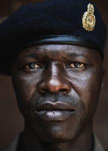 Staff Sergeant Kamare
