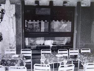 Cafe, Venice© Eric Blau