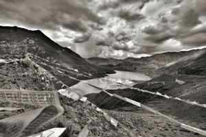 Simu La pass, 4280 m above sea level