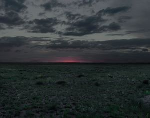 The Polygon Nuclear Test Site XII (Dust To Dust). Kazakhstan 2011. © Nadav Kander