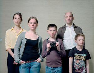 """Family Reflexion"" © Johan Willner"