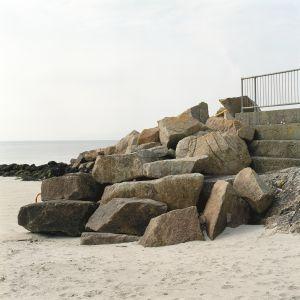 Coastal Defence I, Salthill, Co. Galway, 2012