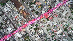 Market Street, Ixtapalapa (Mexico City, Mexico)