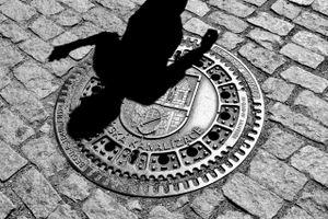manhole praha