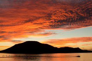Mount Scott and Lake Lawtonka