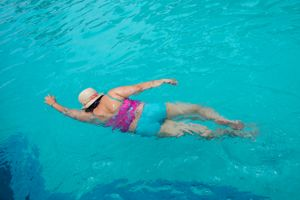 Swimming pool Barcelo Hotel. Ixtapa.