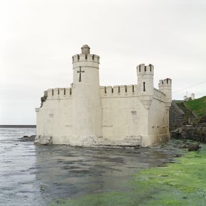 Cliff Baths (Derelict), Inishcrone, Co. Sligo, 2012