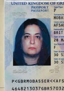 Afsaneh Mobasser, age 52