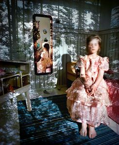 Camera obscura / Paula´s Room, Oulu, Finland, 1996