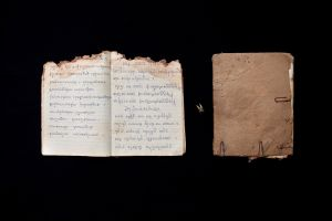 Notebooks and Tooth of the Dead