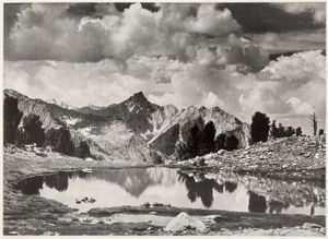 "From ""Sierra Nevada: The John Muir Trail."" © Ansel Adams. Published by Archetype Press and most recently reprinted by Little, Brown and Company."