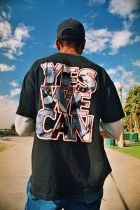 Yes We Can © Susan A. Barnett, 2009