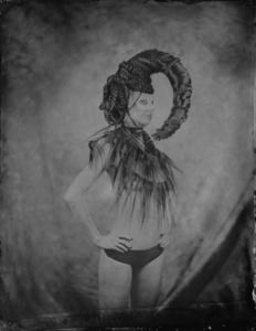 © Zelko Nedic, Beth Vandenberg 8x10 Tintype