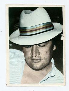 RODRIGUEZ GACHA Leader of the Medellin cartel drug trafficker. Partner of Pablo EscobarEL MEXICANO