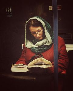 16th Century Tube Passenger no.1
