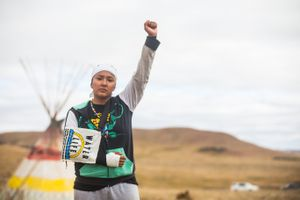 Strong for Standing Rock