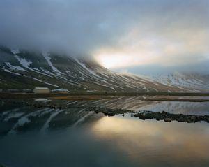 Olasfjordur, Iceland.