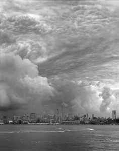 "Untitled, New York, 2014. From the series ""Clouds."" Showing at Galerie Thomas Zander. Courtesy of Photo London."