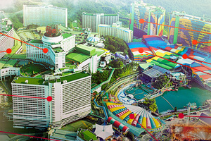 Resorts World, Genting Highlands, Malaysia