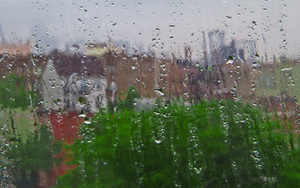 Summer Rainstorm, July 15, 2014