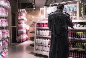 BACKS  //  Mystery Shopper