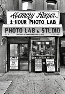 """Memory Keeper"", New York City, 2011 (closed)"