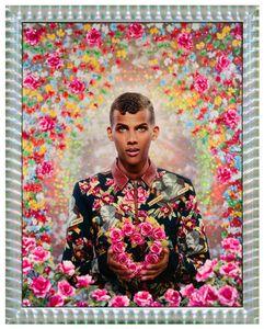 Stromae Forever (Modèle Paul Van Haver), 2014 © Pierre et Gilles, Galerie Daniel Templon